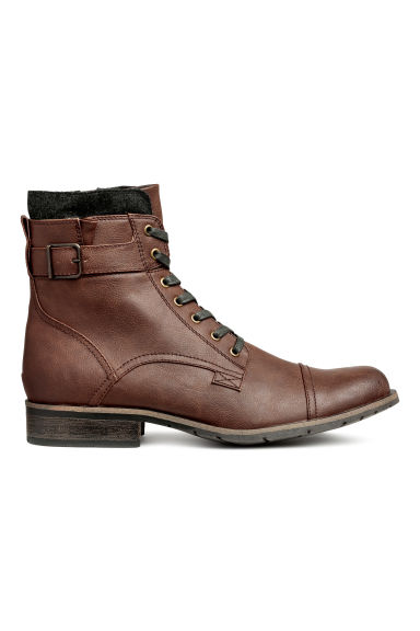 Bottines - Marron foncé -  | H&M BE