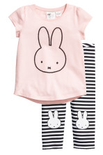 Light pink/Miffy
