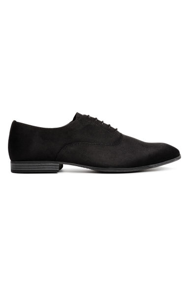 Oxford shoes - Black - Men | H&M