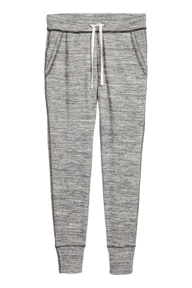 Joggers - Grey marl - Ladies | H&M