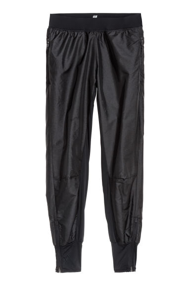 Outdoor trousers - Black -  | H&M IE
