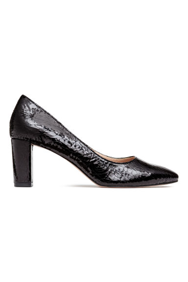 Court shoes - Black -  | H&M