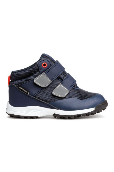 Waterproof hi-tops - Dark blue - Kids | H&M CN
