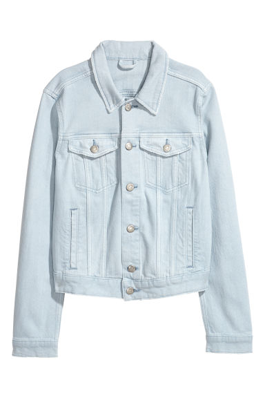 Denim jacket - Light denim blue -  | H&M IE