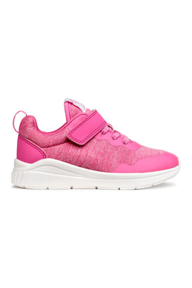 Jersey trainers - Pink - Kids | H&M CN