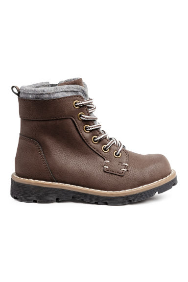 Boots - Brown -  | H&M