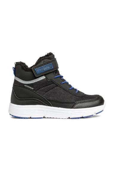 Waterproof hi-tops - Black - Kids | H&M CN