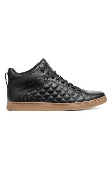 Hi-top trainers - Black -  | H&M CN