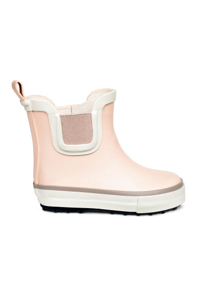 Rubber boots - Powder pink - Kids | H&M CN