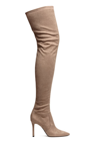 Thigh boots - Mole - Ladies | H&M CN