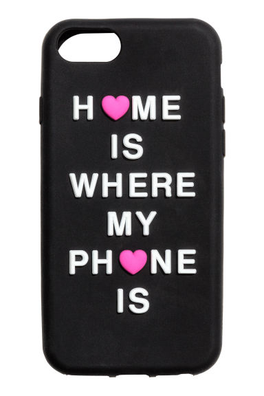 iPhone 6/6s case - Black -  | H&M GB
