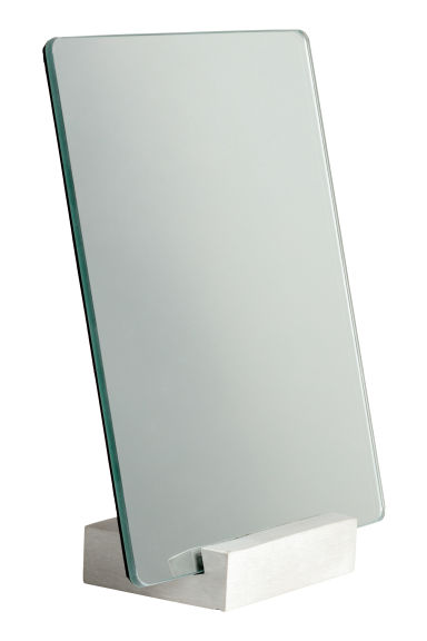 Table mirror - Light grey -  | H&M GB