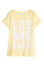 Light yellow/Los Angeles