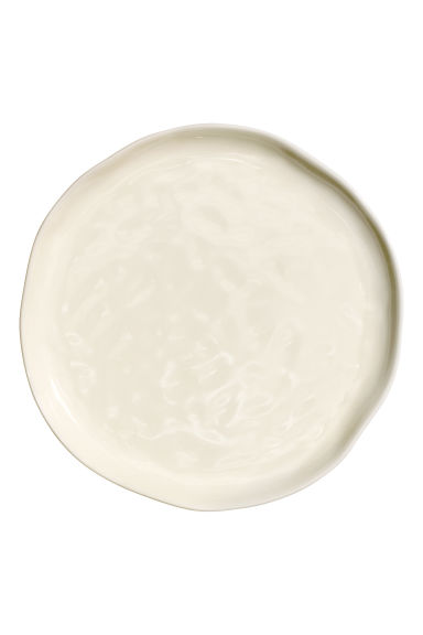 Small porcelain plate - White -  | H&M IE