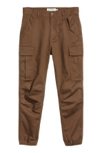 Khaki brown