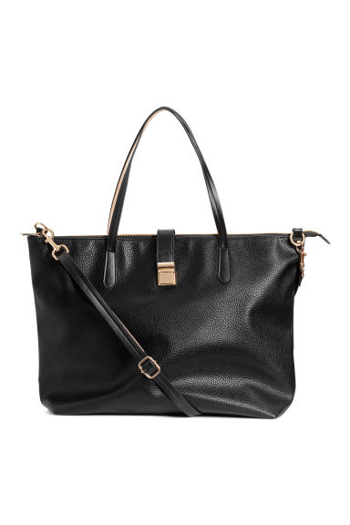Shopper - Black - Ladies | H&M IE