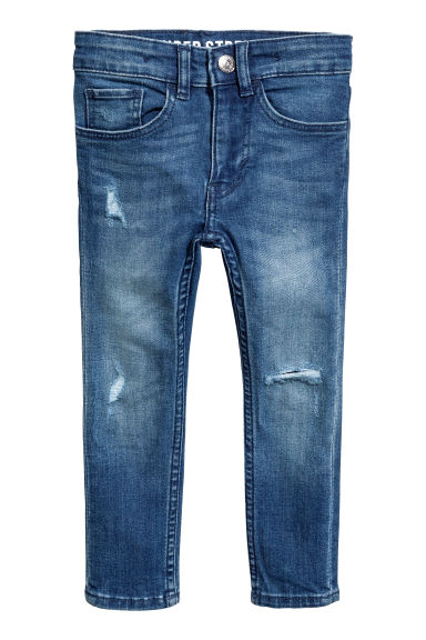 Superstretch Skinny fit Jeans - Denim blue -  | H&M CN