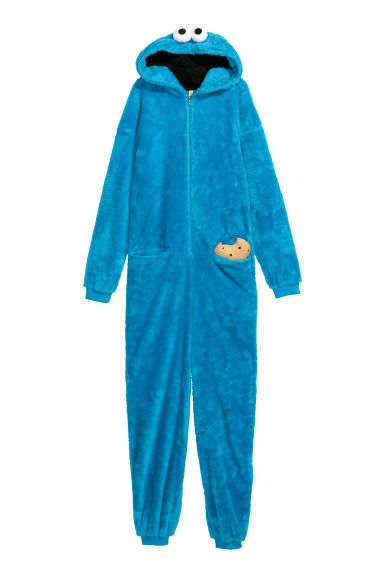 Fancy dress costume - Blue/Sesame Street - Ladies | H&M