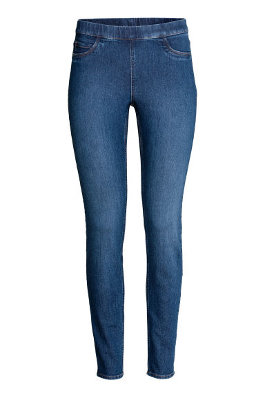 Treggings - Blu denim - DONNA | H&M CH
