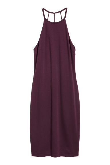 Robe sans manches - Prune -  | H&M BE