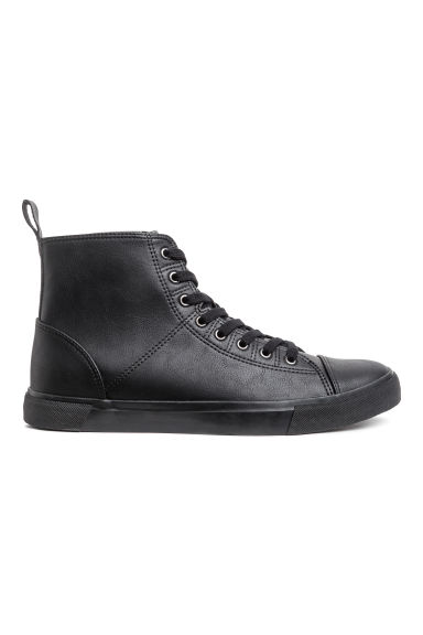 Hi-top trainers - Black -  | H&M IE