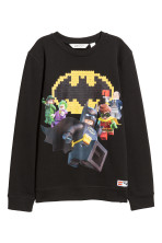 Black/Lego Batman