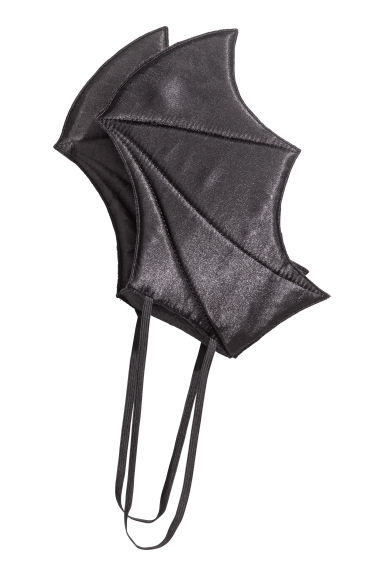 Bat wings for a dog - Black - Ladies | H&M
