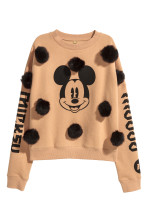 Camel/Mickey Mouse
